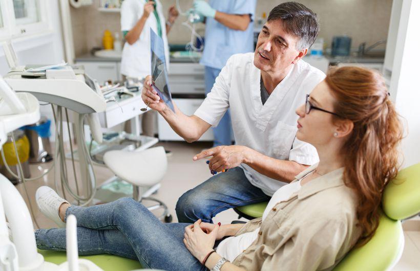 Periodic dental check-ups